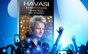 Telenor 20 éves születésnap - HAVASI Symphonic Aréna Show 2014