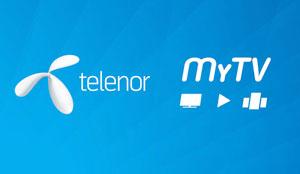 Telenor MyTV szolgáltatás