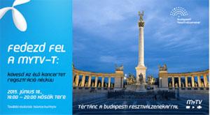 TérTáncKoncert a Budapest Fesztiválzenekarral